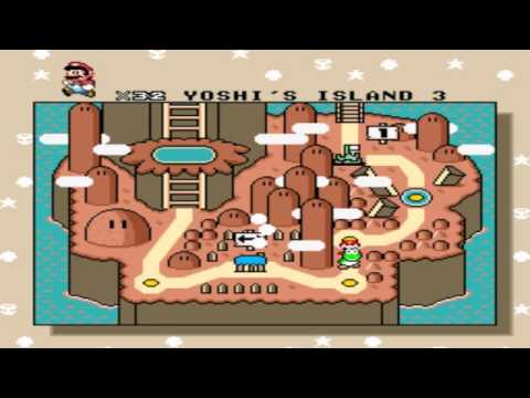 ltima fase super secreta do super Mario World YouTube