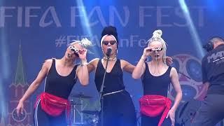 Download Zivert(#FIFAFanFest,Воробьёвые Горы,26.6.18) Mp3 and Videos