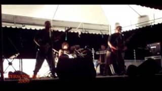 SEPULTURA -Tropps Of Doom (COVER ) 1º Show da banda  Persona Est - 14/11/2009