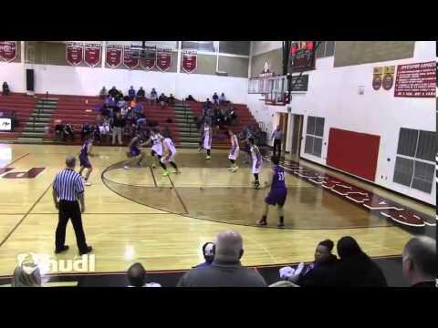 Adam Reed junior year basketball highlights