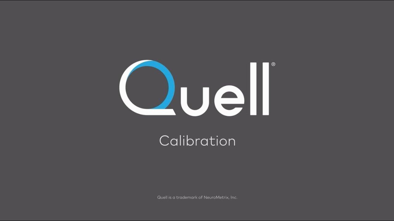 6d62efa0e1 Quell 2.0: Calibration - YouTube