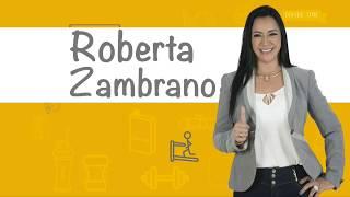 Un Café Con Roberta Zambrano.