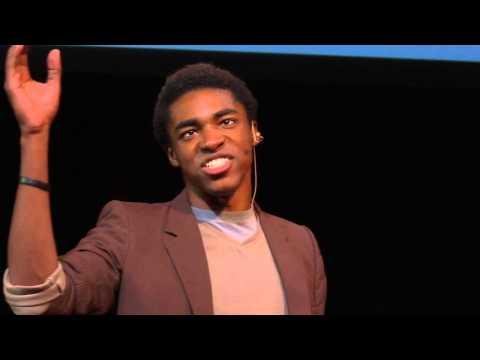 Unicorns, pugs & broken tapestries | Dexter Nyuurnibe | TEDxCapeBreton