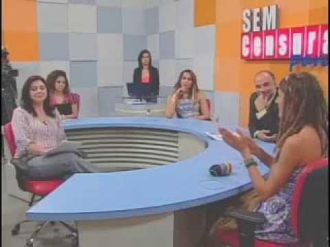 Barco Iris, TV Program 'Sem Censura', Brasil