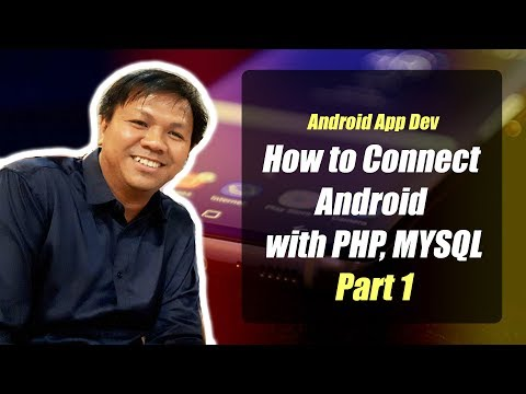 Quck Way to Connect Android with PHP, MySQL (Part 1)-JSON Parser, ListView,Picasso,Uni Image Loader