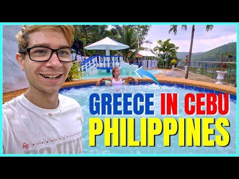IS THIS REALLY CEBU PHILIPPINES? LITTLE SANTORINI MOUNTAIN RESORT (LILOAN CEBU)