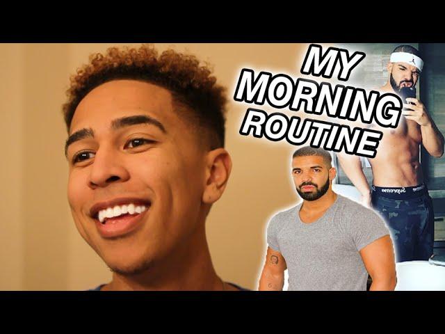 My Lightskin Morning Routine | Kristopher London