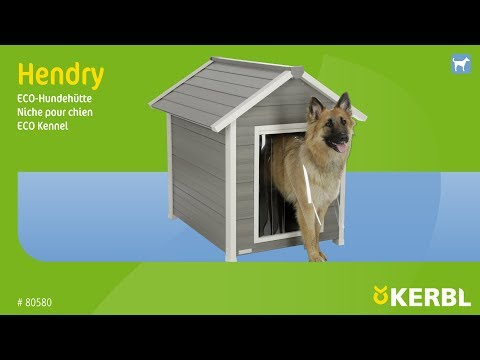 ECO-Hundehütte Hendry (#80580)