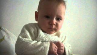 6 месяцев внучке