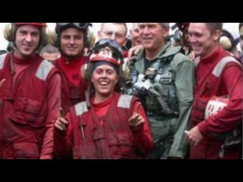 Mission Accomplish President George Bush