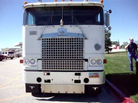 Riding in a coe diamond reo youtube sciox Image collections