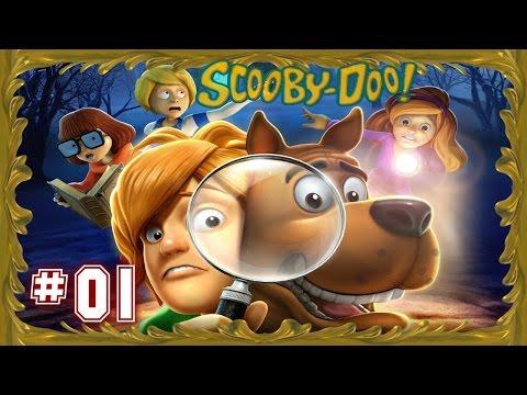 Scooby-Doo! Pierwsze Strachy - Odcinek #01 PL