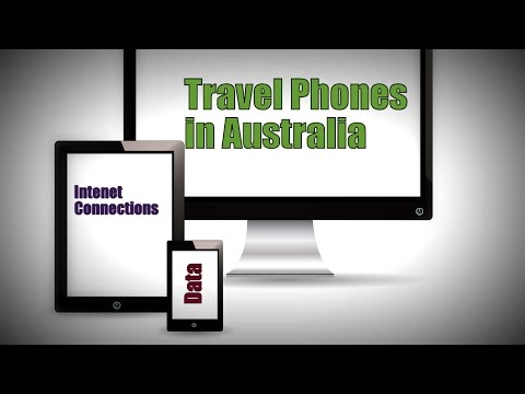 Prepaid Phone Plans And Coverage In Australia For Travel