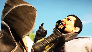 assassin s creed syndicate gameplay walkthrough 2 e3 2015 ubisoft press conference hd