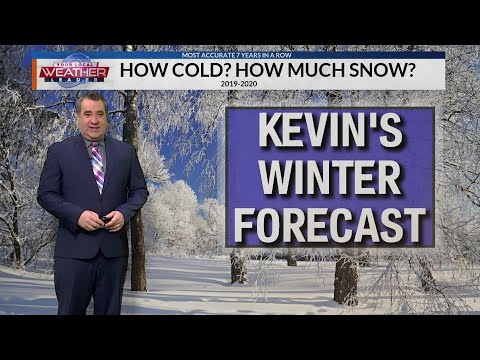 Kevin's Winter Forecast