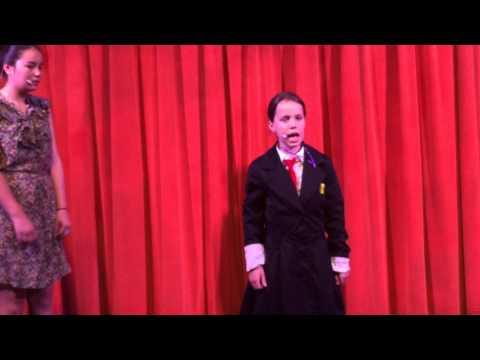 Matilda, Miss Trunchbull (Hammer Song)
