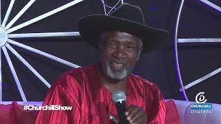 Joseph Kamaru On Churchill Show