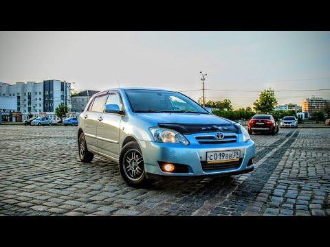Toyota Corolla E120 - рекомендовать или нет?