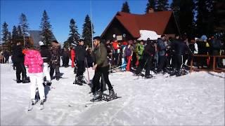 Ilgaz Kayak Merkezi 2018- Kayak Pisti