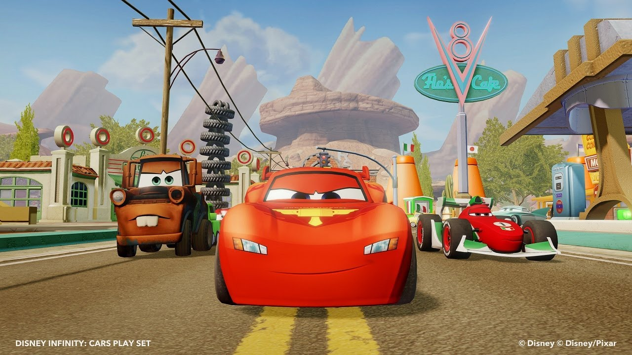 Cars 2 [HD] #5 Gameplay with Hook, Mater, Lightning McQueen ...