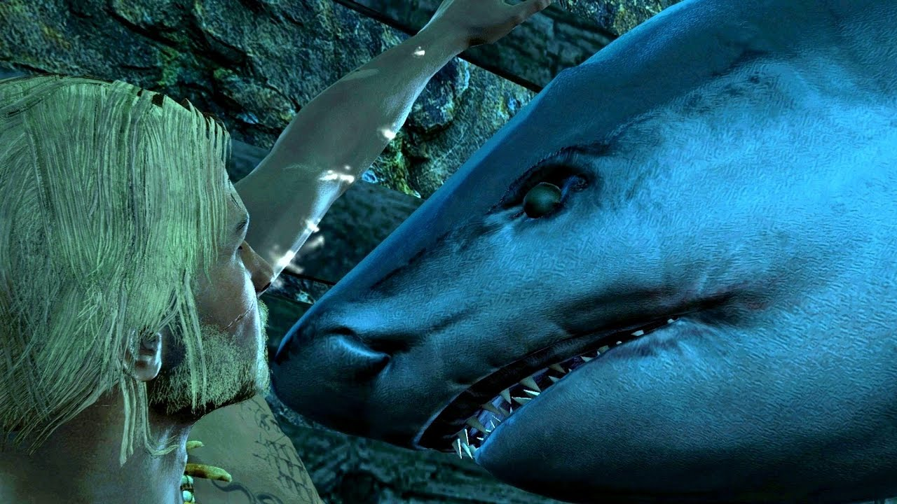 Assassin's Creed 4 Assassin Contacts : Scary Shark ...