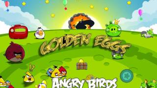 Angry Birds - All 27 Golden Eggs Locations Guide