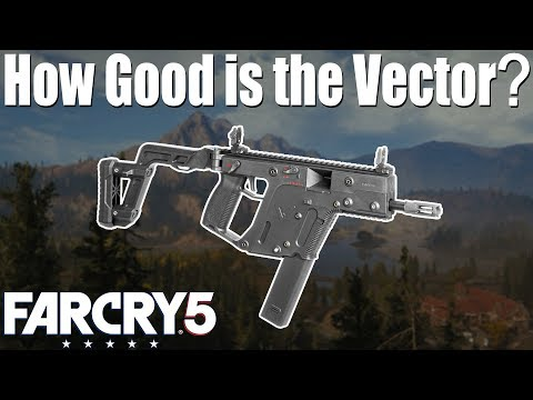 Everything you need to know about the Vector - Far Cry 5 thumbnail