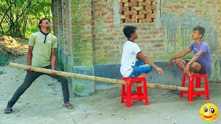 Indian New funny Video😄-😅Hindi Comedy Videos 2019-Episode-68--Indian Fun || ME Tv