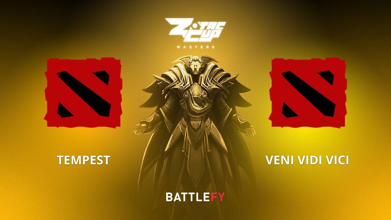 Tempest vs Veni Vidi Vici, Zotac Cup Masters, AM Qualifier