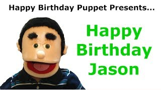 Funny Happy Birthday Jason - Birthday Song