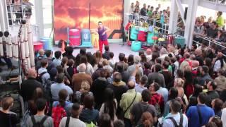El Choque Urbano - Milano Expo 2015 (Tango, Samba, Jazz, Hip Hop, Modern Dance)