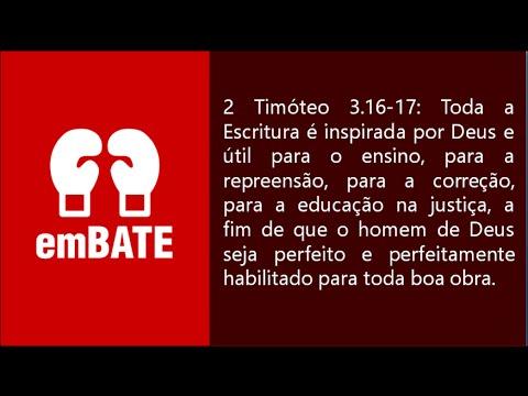 2 Timóteo 3.16-17