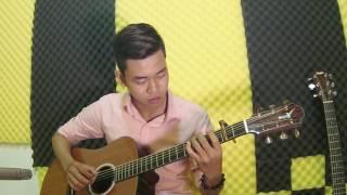 Tình Khúc Vàng Guitar (Đan Trường) Học Viên Anh Tú
