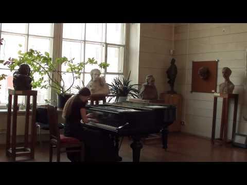 Игорь Урьяш (фортепиано) - Ф. Шопен - Мазурка до-диез минор, op. 50 № 3