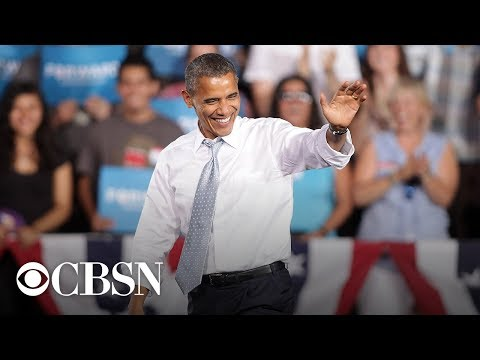 Barack Obama's full rally for Democrats in Las Vegas, Nevada