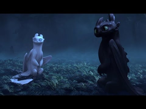 Toothless Funny Scences - How To Train Your Dragon - Part 3