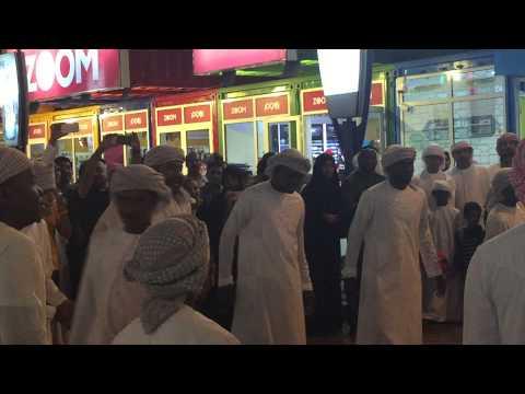 UAE Locals Performing at Global Village