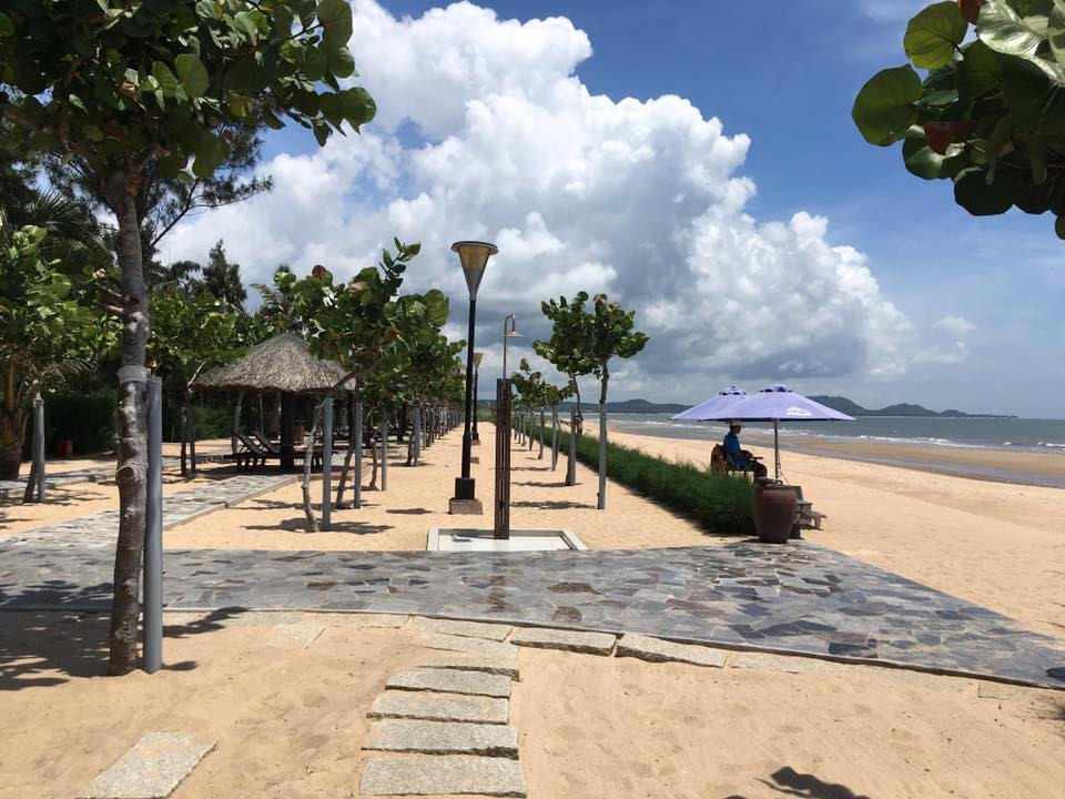 Carmelina Beach Resort Ho Tram Ba Ria Vung Tau Vietnam A Short Slideshow
