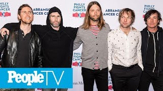 Thousands Have Signed Petition Asking Maroon 5 To Cancel Super Bowl To Support Kaepernick | PeopleTV