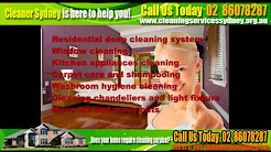 House cleaning Canada Bay 2046 (02) 86078287 | Cheap House Cleaner Sydney