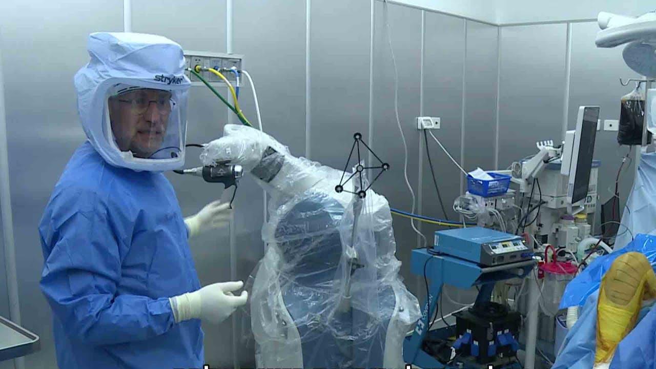 הרובוט החדשני שמשנה את זמן ההחלמה מניתוח