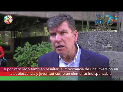 Entrevista a Esteban Caballero, Director Regional del UNFPA