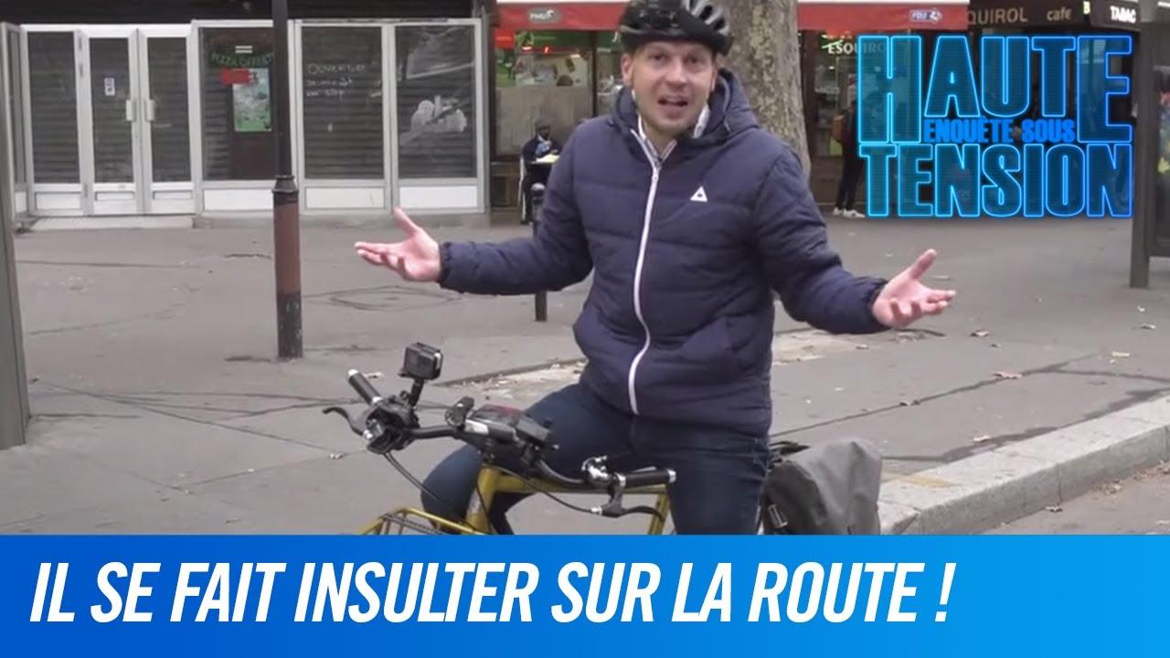 Download Ce cycliste filme un conducteur en infraction, il se fait insulter ! - Enquête Sous Haute Tension