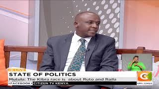 | JKLive | Senators Johnson Sakaja, Mutula Jnr delve on state of politics [Part 3]