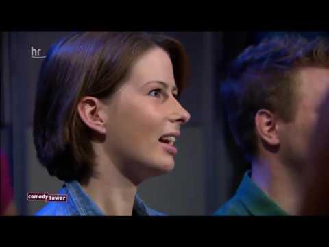 Comedy Tower Zu Gast bei Cappelluti mit Jacqueline Feldmann