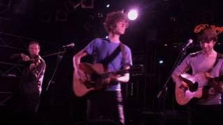 [HD] Kings of Convenience - Boat Behind (New Song #9), Seoul 2008 Part 15
