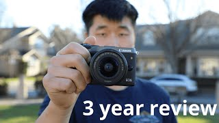 canon eos m6: three year review (pros and one major CON)