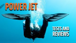 Tecline Power Jet  Fins - tests and reviews