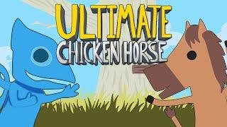 Ultimate Chicken Horse - У БРЕЙНА БОМБИТ!