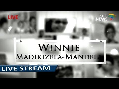 Mama Winnie's body returns home